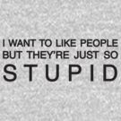 People (Black Font) by Styl0