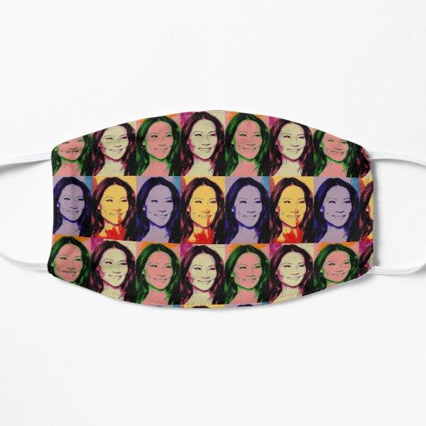 Pop Art Lucy Liu Mask