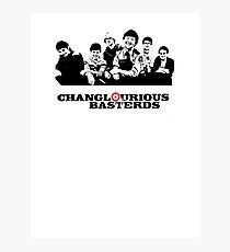 Changlourious Basterds Photographic Print