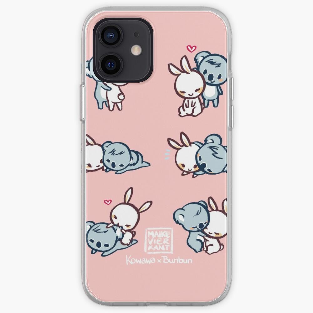 Kowawa x Bunbun iPhone Case & Cover