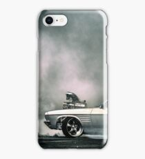 TOOTHY Burnout iPhone Case/Skin
