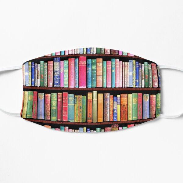 Bookworm Antique books Mask