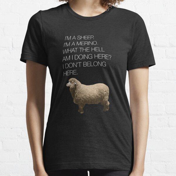 I'M A SHEEP Essential T-Shirt