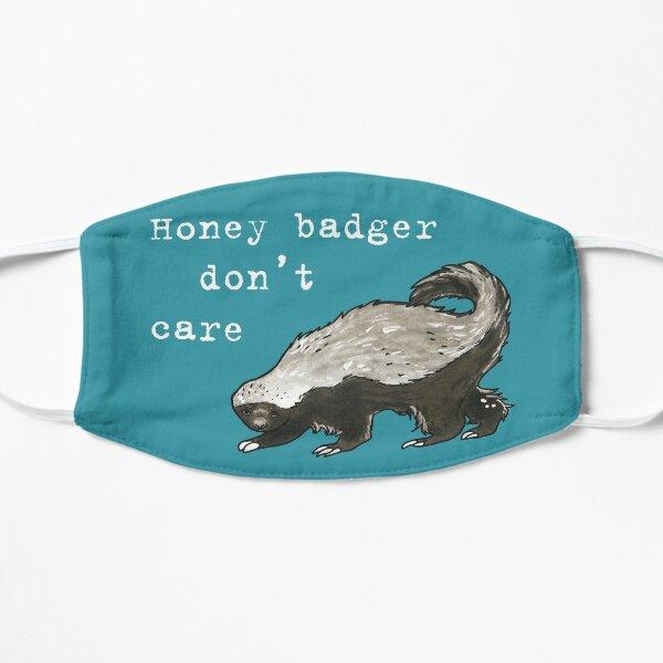 Honey badger dont care - Animal series Mask