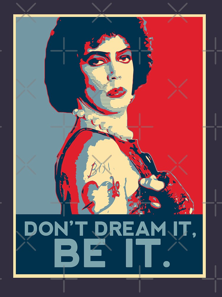 Don't dream it, BE it. by triforkce