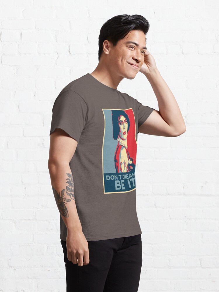 Alternate view of Don't dream it, BE it. Classic T-Shirt