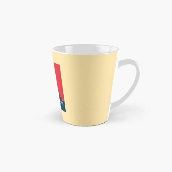Don't dream it, BE it. Tall Mug