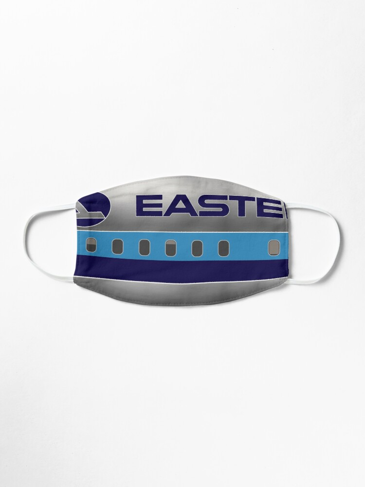 Alternate view of Plane Tees - Eastern Air Lines (Silver) Mask