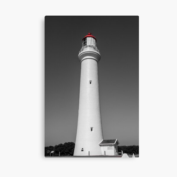 Split Point Lighthouse, Aireys Inlet Canvas Print