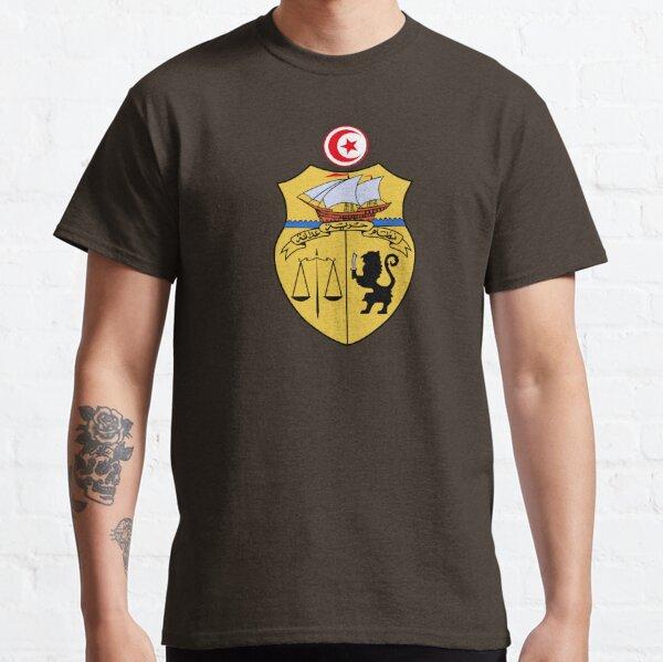 Tunesien Wappen Classic T-Shirt