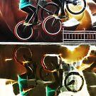 Extreme sports bike by SHOT