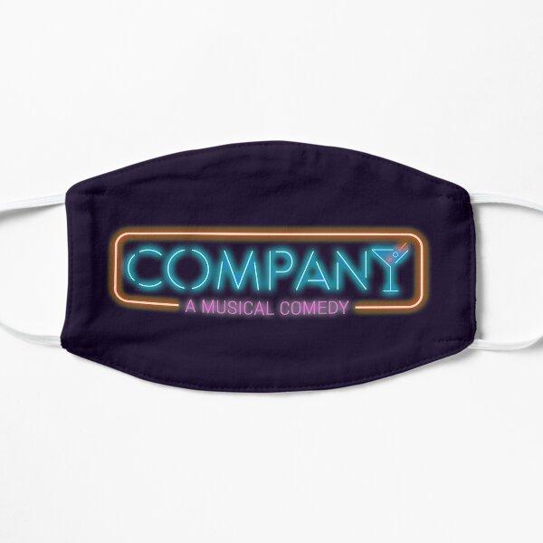 Company - A Musical Comedy (Logo) Flat Mask