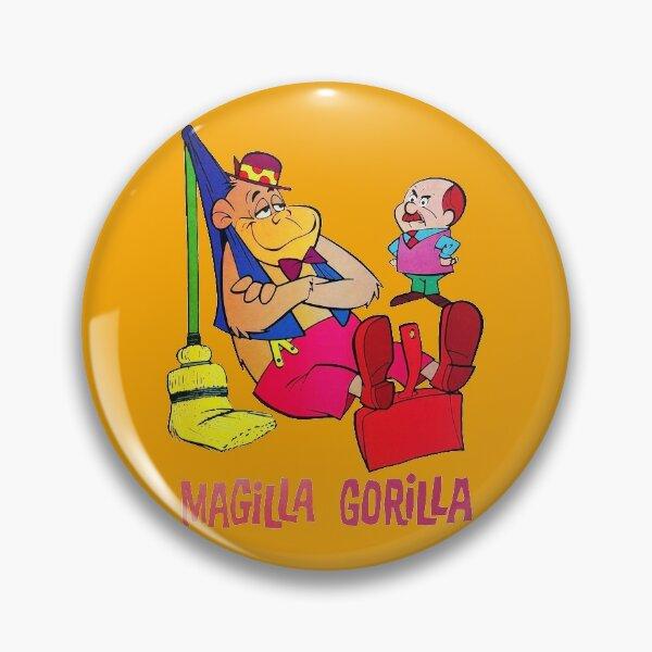 Going Ape! Magilla Gorilla Tribute  Pin