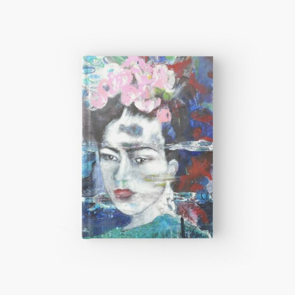 her strong-willed expression and the strong Hardcover Journal