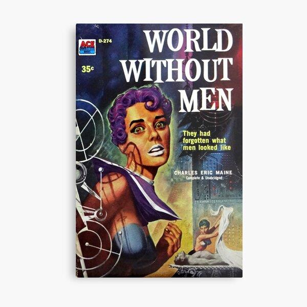 World Without Men Metal Print