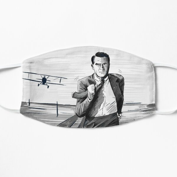 North by Northwest by Alfred Hitchcock Mask