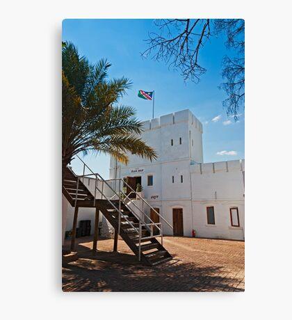 Fort Namutoni Canvas Print