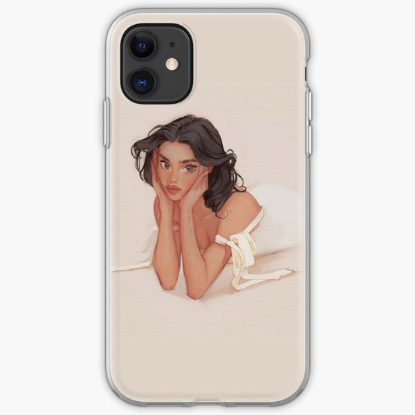 dewy iPhone Soft Case