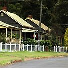Pemberton Mill Houses by Maureen Smith