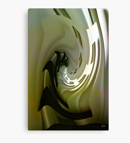 Third Perspective Canvas Print