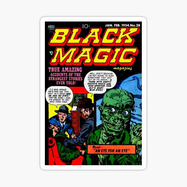 Black Magic Sticker