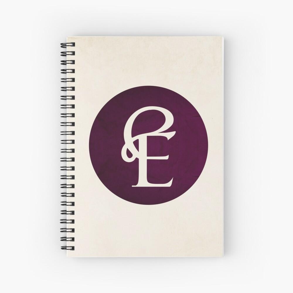 Writing Generation - Logo Spiral Notebook