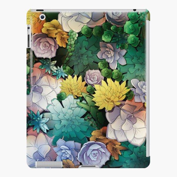 Succulent World iPad Snap Case