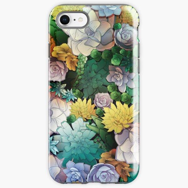 Succulent World iPhone Tough Case