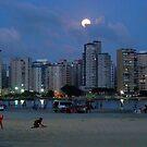 Noite enluarada!!! by Gilberto Grecco