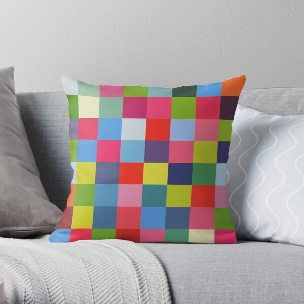 Nothing here | 81 Throw Pillow