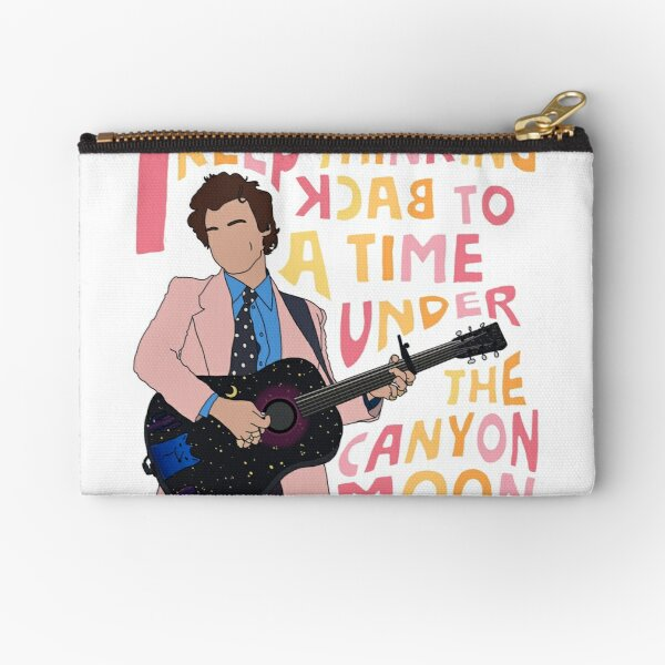 CAYON MOON TODAY SHOW  Zipper Pouch