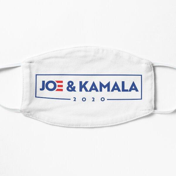 Joe & Kamala 2020 Bumper Sticker Flat Mask