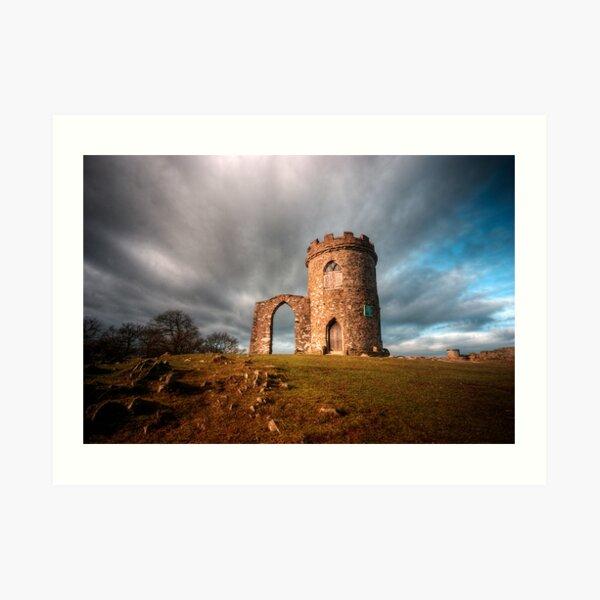 Old John Mug Tower 4.0 Art Print