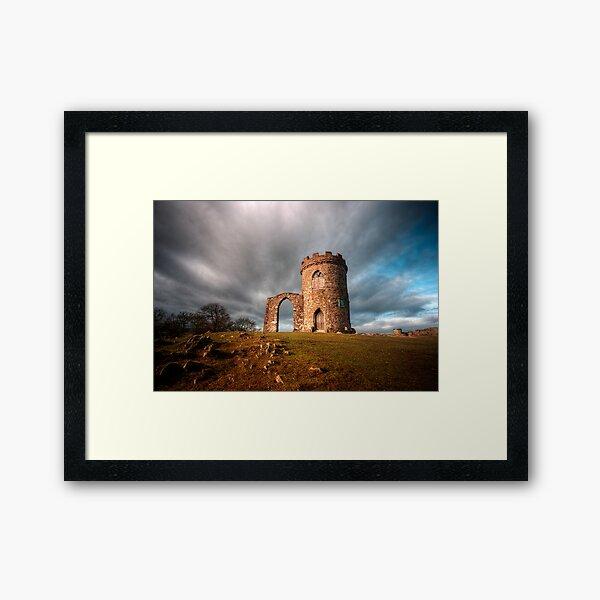 Old John Mug Tower 4.0 Framed Art Print