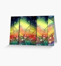 Root System Greeting Card