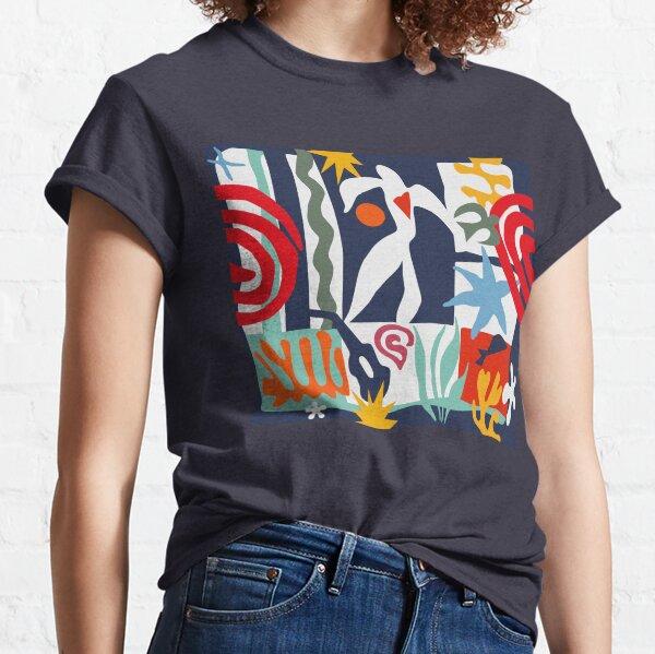 Inspiré par Matisse T-shirt classique
