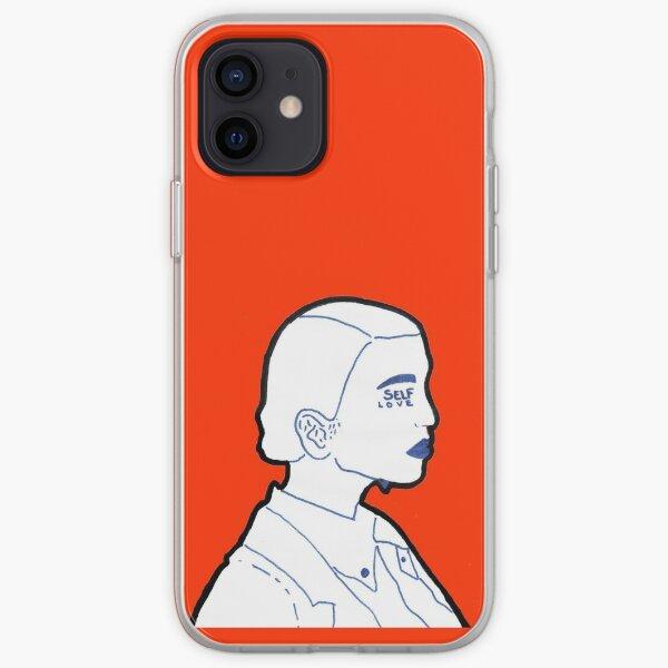 Dua Lipa IDGAF Coque souple iPhone