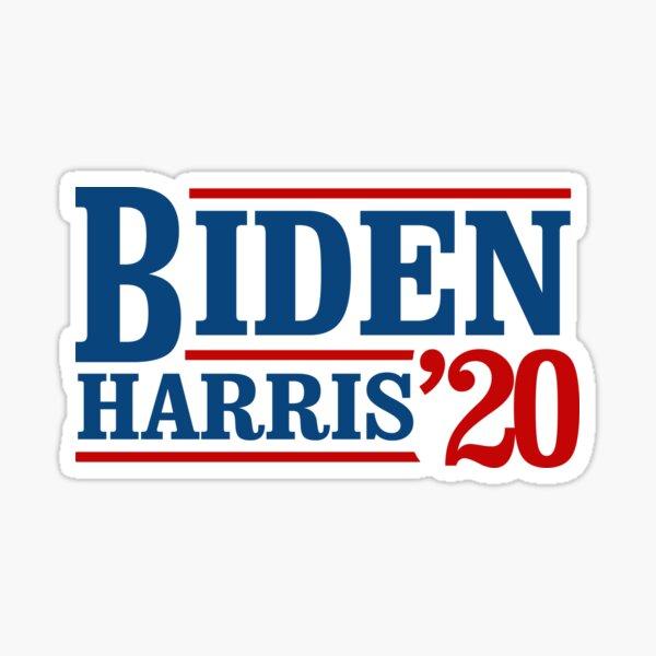 BIDEN HARRIS 2020 Merch Sticker