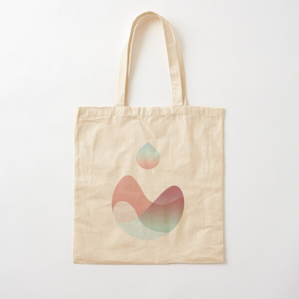 Bubble Cotton Tote Bag
