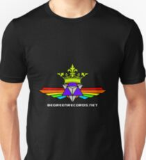 Winged Rainbow Tetra Star Is King - BGRTAG Unisex T-Shirt