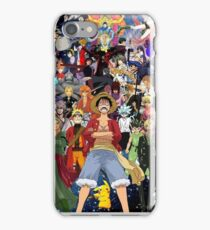 Anime mixup iPhone Case/Skin