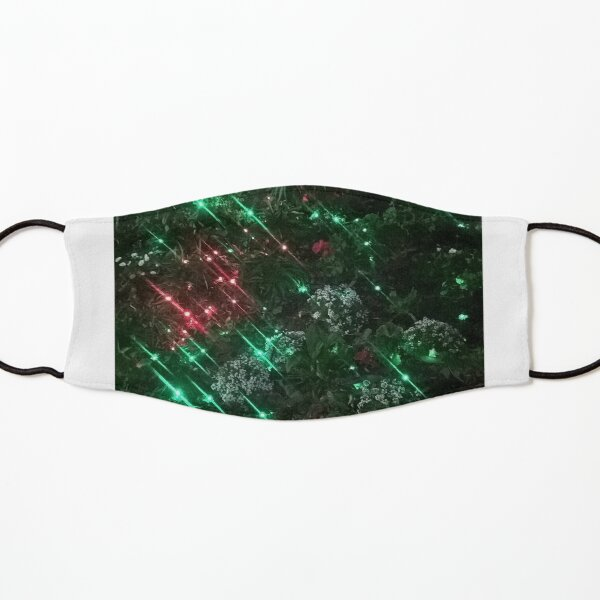 Christmas Light Show  Kids Mask