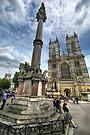 Westminster Abbey by Yhun Suarez