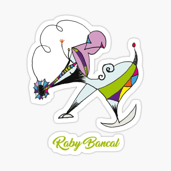 Raby Bancal Sticker