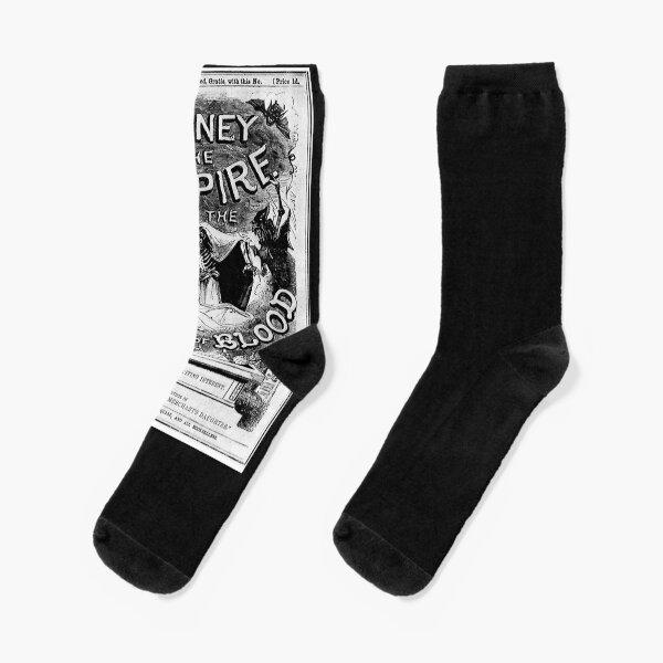 Varney the Vampire Socks