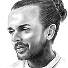 TOWIE's Pete Wicks by Margaret Sanderson