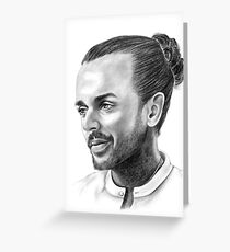 TOWIE's Pete Wicks Greeting Card