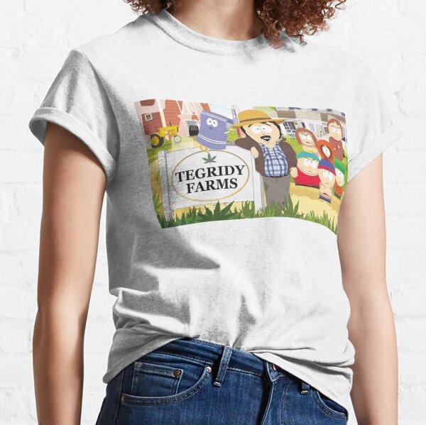 Tegridy Farms Randy Marsh South Park Classic T-Shirt