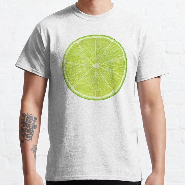 Slice of lime Classic T-Shirt