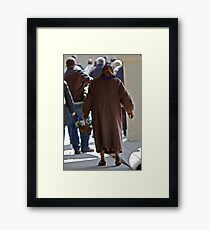 Holy Saturday And Easter . 2012. Poland. by Doktor Faustus. Framed Print